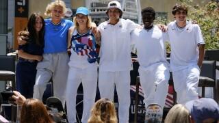 US Skateboarding Team