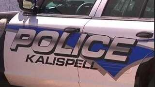 Kalispell Police Cruiser