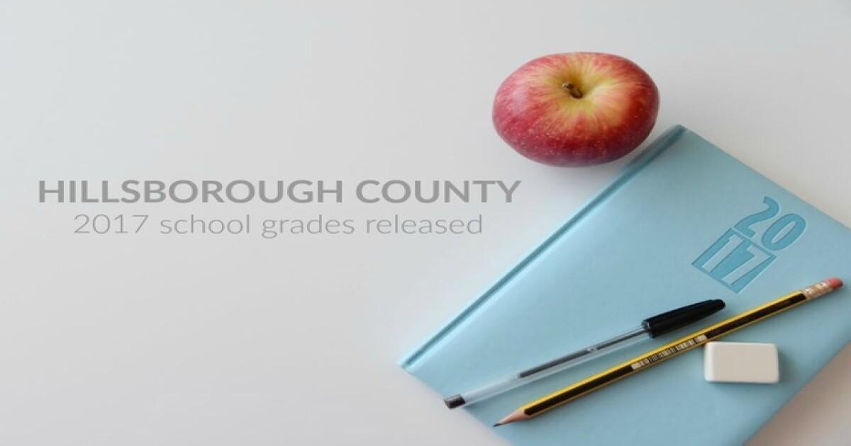 LIST: Hillsborough County 2017 school grades released