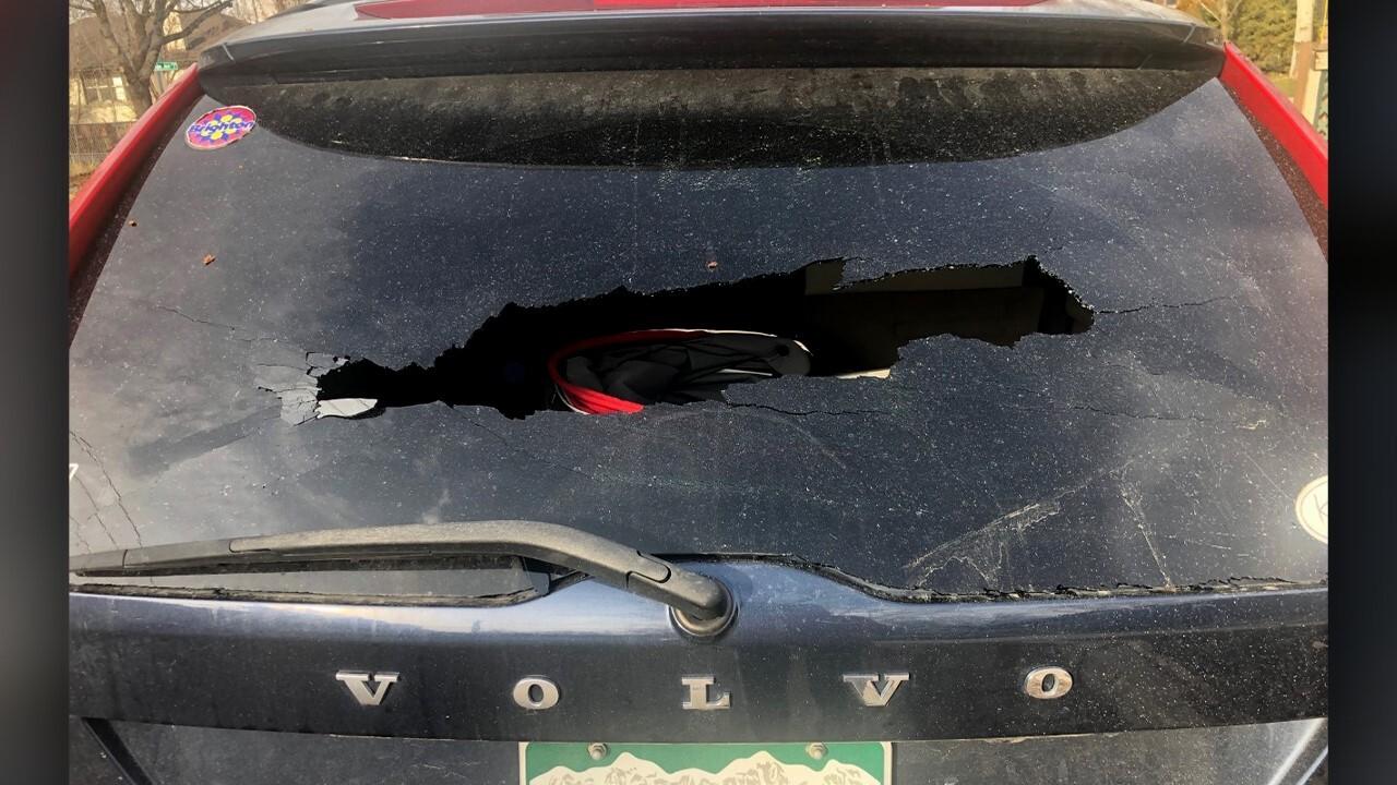 Photos: Vandals smash car windows in Salt Lake neighborhoods leaving thousands indamages
