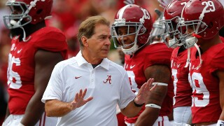 First College Football Playoff poll released gives insight on who might play for a national title