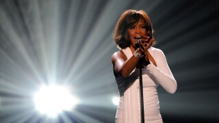 Whitney Houston, Notorious B.I.G. lead field into Rock 'n Roll Hall ofFame