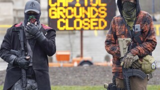 Capitol Breach Demonstrations Kentucky