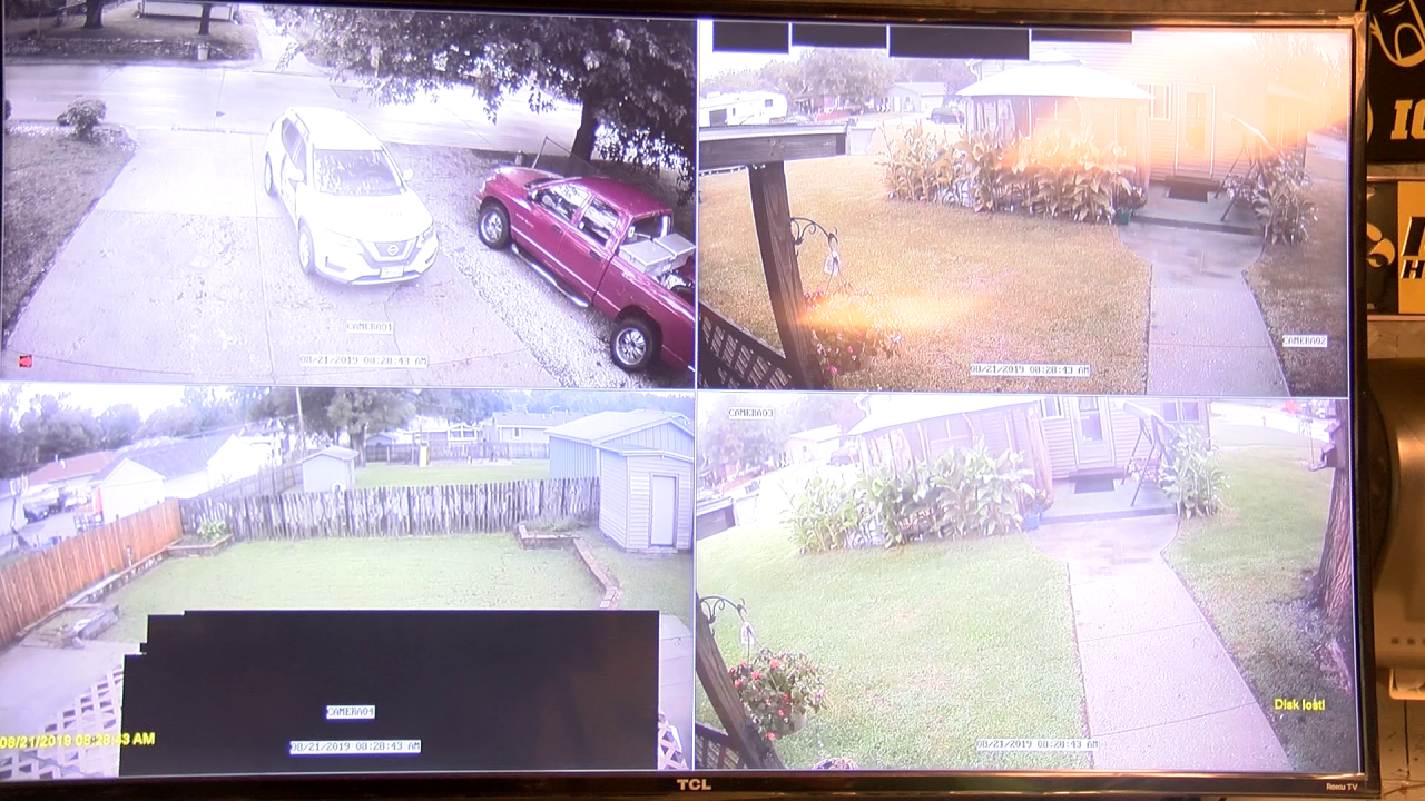 Council Bluffs Man Cameras for Neighbors