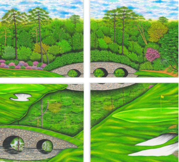 12th hole of Augusta National Golf Club
