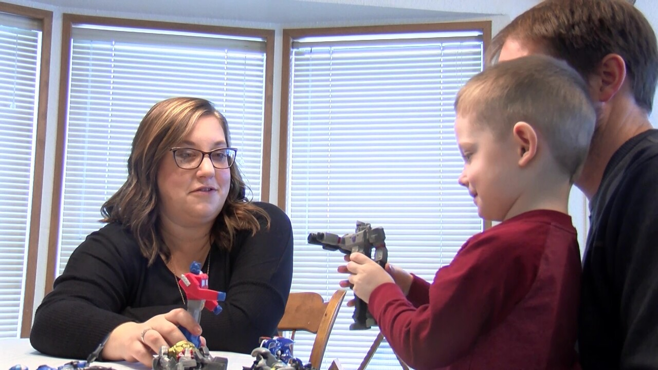 Bigfork boy finds his voice thanks to unique speech therapy