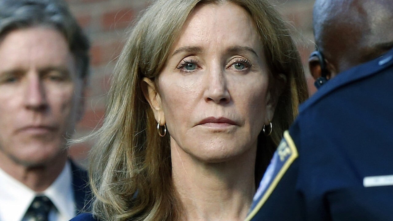 Actress Felicity Huffman reportedly to star in new upcoming ABC show