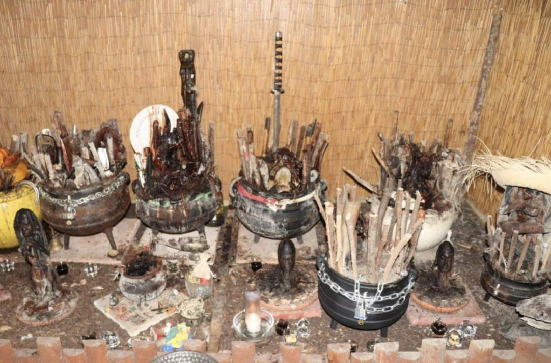 shrine found in Lake Wales home of Juan Lopez
