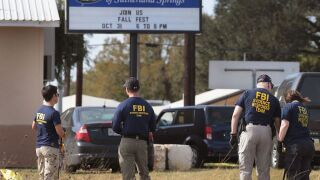 Texas church gunman killed his wife's grandmother, friends say