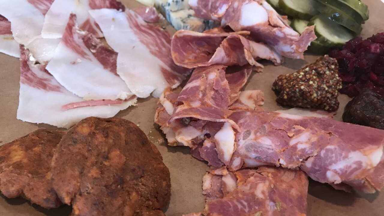 Tired of carbs? Check out these nine restaurants for delicious cured meats (and cheese, too!)