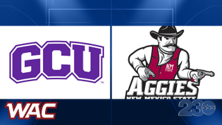 GCU vs New Mexico State
