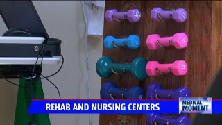 Rehab and nursing centers