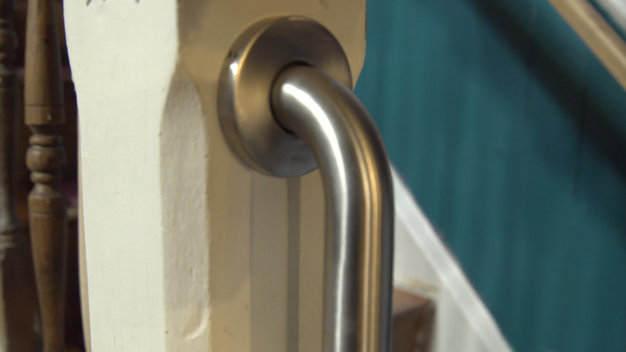 The CAPABLE program also helped install grab bars at strategic places around Pauline Henry's home, for added mobility. In addition, the program also focuses on occupational therapy for seniors, to improve their quality of life. CAPABLE is now at 35 locations in 18 states, with hopes to expand.