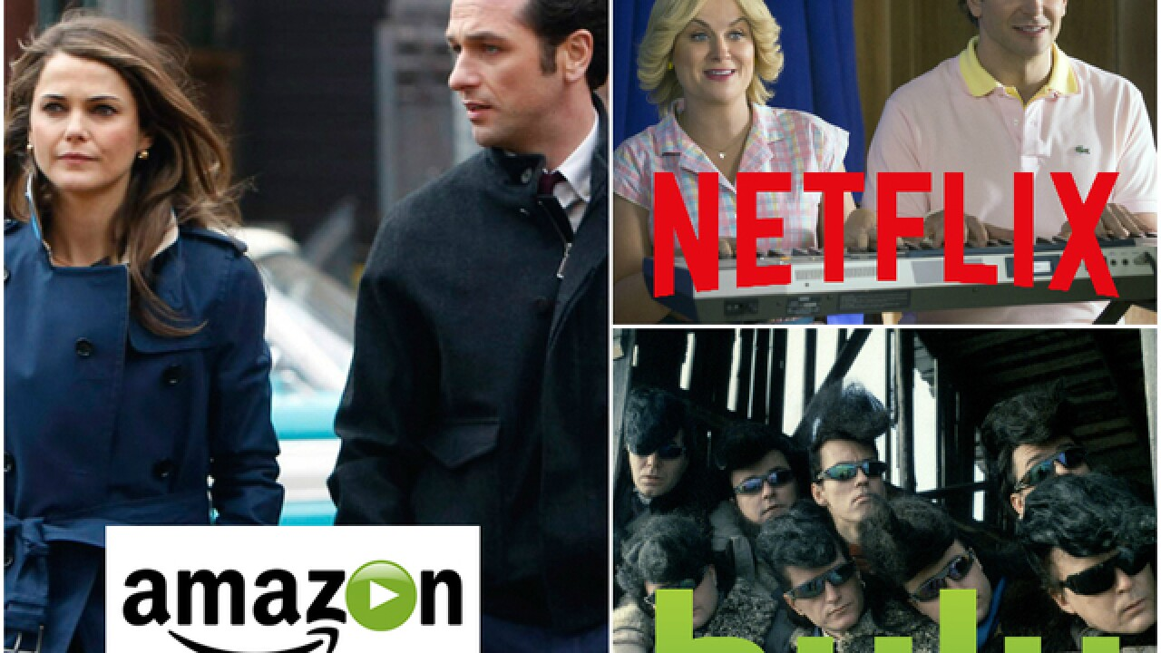 Staying inside on July Fourth? Here's what to watch on Netflix, Amazon, Hulu