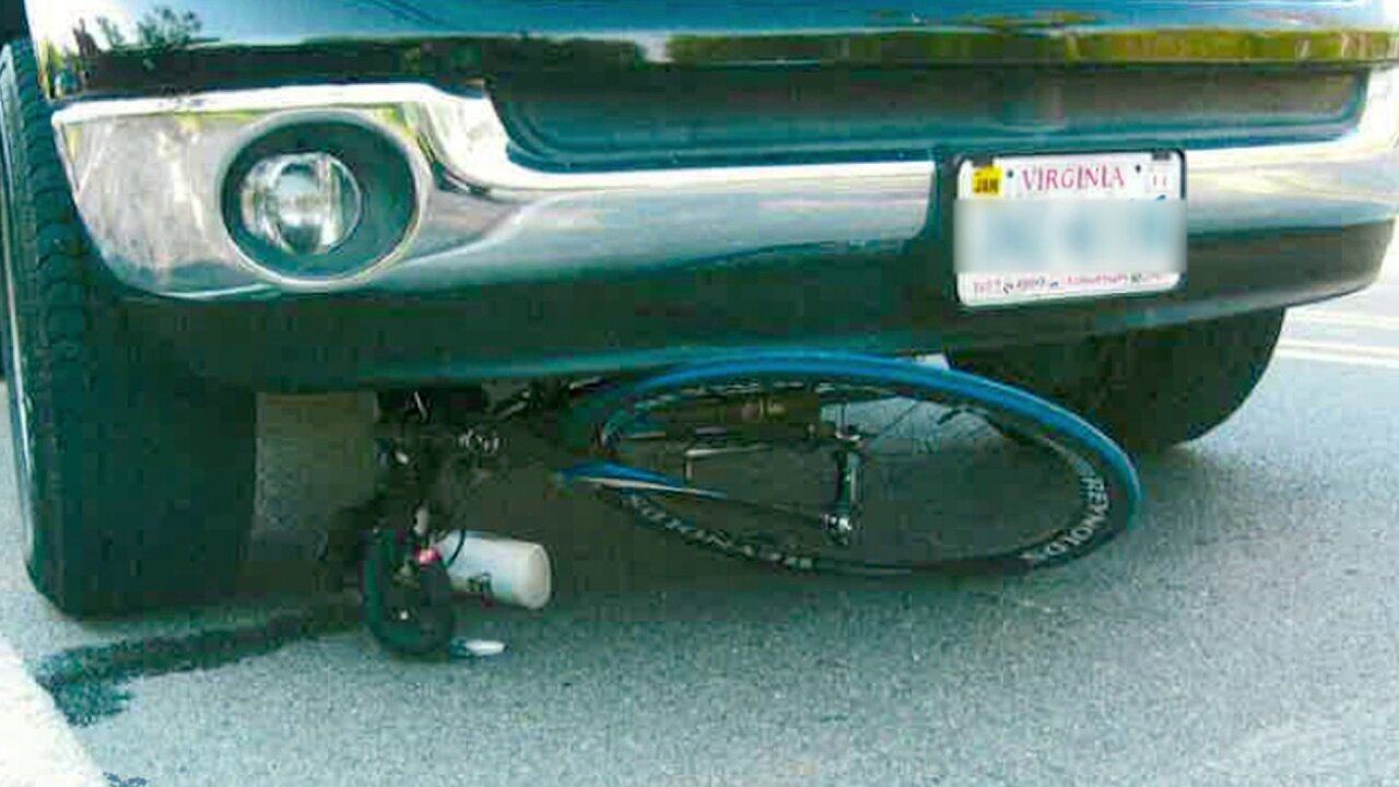 The dangerous mistakes bicyclists (and drivers) make on theroad