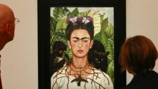 AUT Ausstellung Kahlo