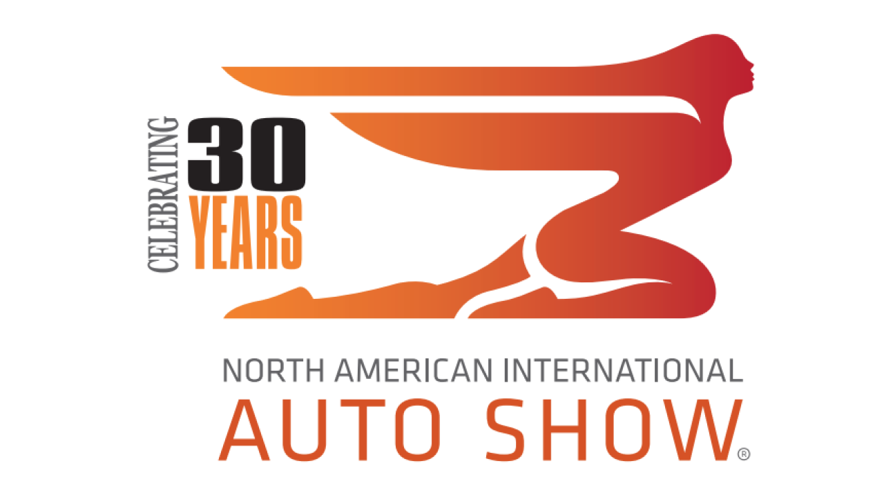 2019 North American International Auto Show logo, 2019 Detroit Auto Show logo