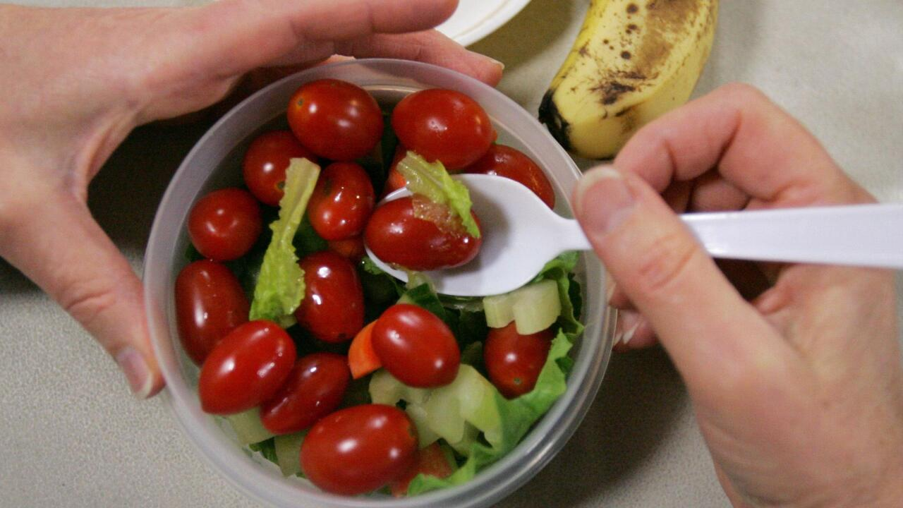 Orthorexia: Eating healthy can become an unhealthy obsession, doctors warn