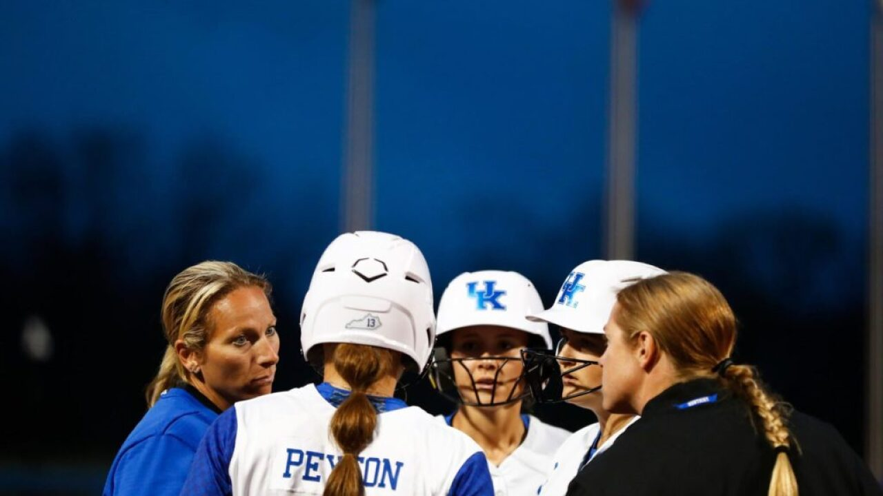 Kentucky Softball Quarterfinal Game Moved to Friday