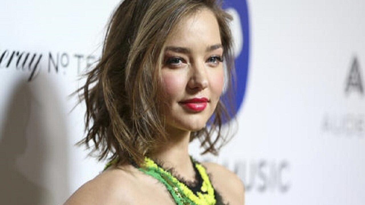 Man arrested outside Miranda Kerr's home charged with mayhem