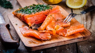 Smoked salmon is being recalled in 23 states for a potential botulism risk