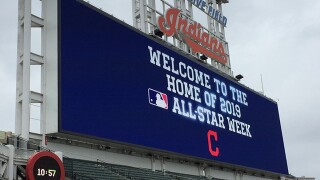 Sources: Indians to host 2019 All-Star game