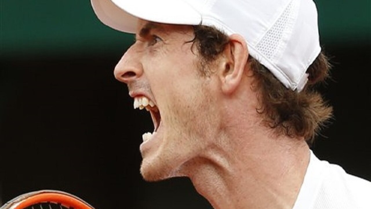 'Lost my way': Murray pushed to 5 sets again at