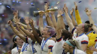 US Women's Soccer Team Was Just Offered The Same Contract As The Men's Team