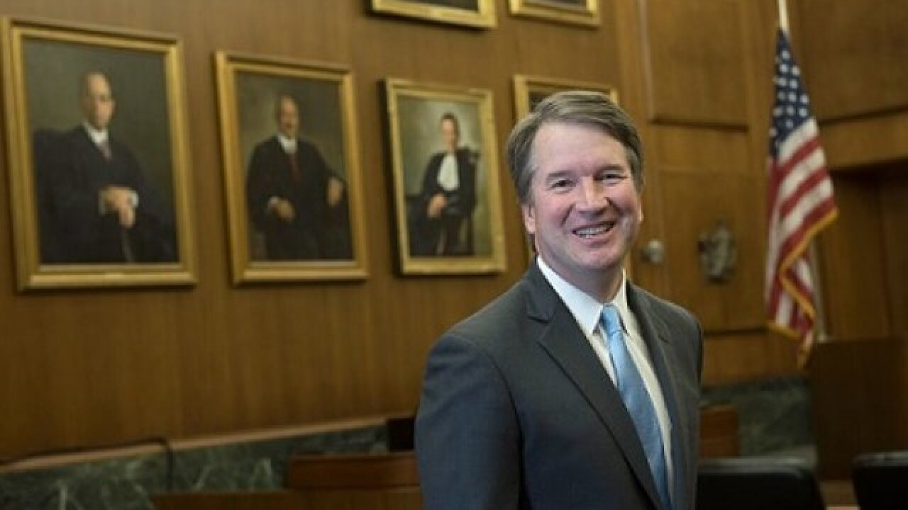 What your senator has to say about Supreme Court nominee Brett Kavanaugh