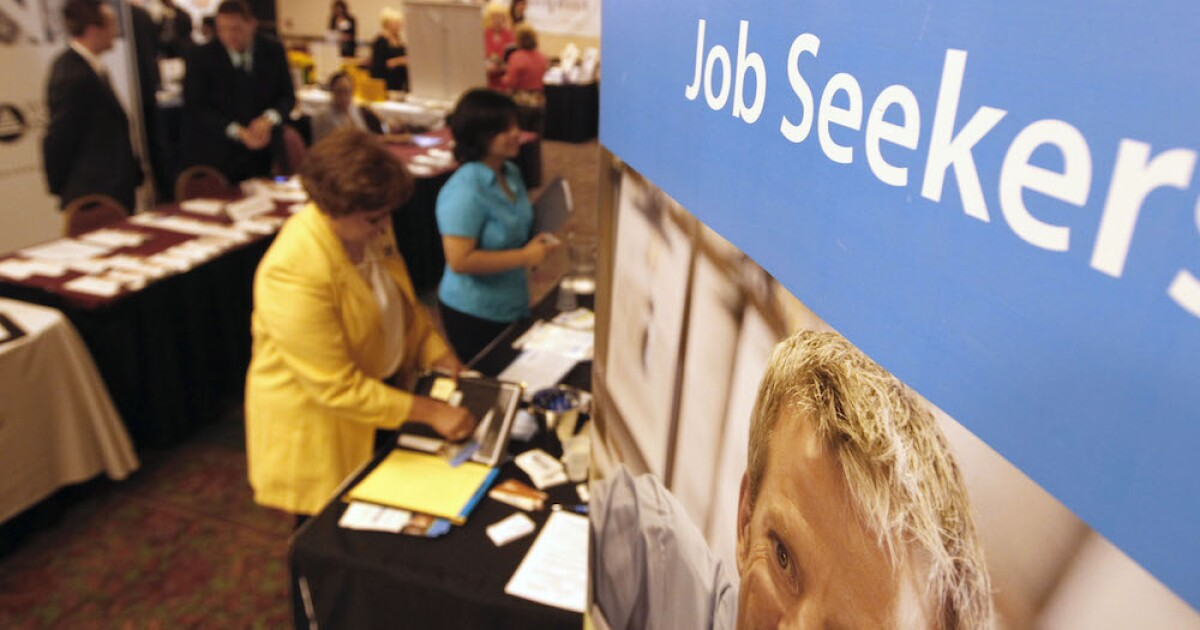 Dozens of companies participating in the Tampa Bay Job and Career Fair on Monday, April 12