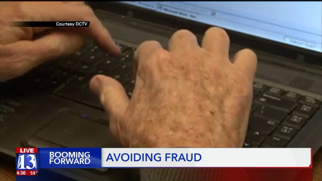 Booming Forward: Avoiding fraud