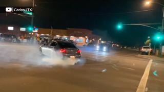 Street racing in Arizona