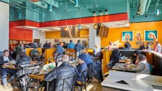 Potbelly Sandwich Shop Debuts New Store Design in Chicago's Logan Square