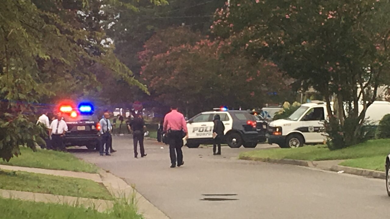 Body found in Norfolk possibly related to Tuesday nighthomicide