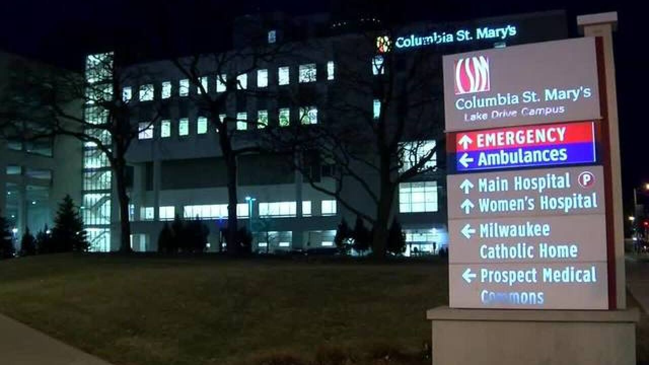 Victim stabbed in St. Mary's parking garage