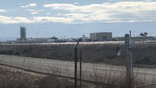 Taft Manufacturing Chemical Leak