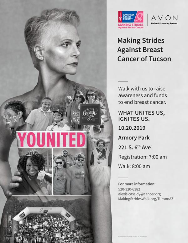 2019 Making Strides Against Breast Cancer Walk