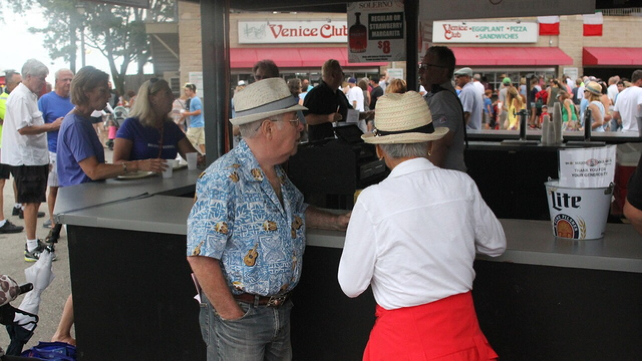 GALLERY: Last day at Festa Italiana
