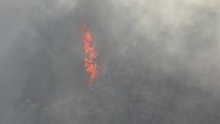 Brush fire shuts down part of U.S. 6 in Jefferson County