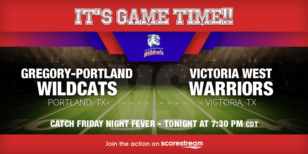 Gregory-Portland_vs_Victoria West_twitter_teamMatchup.png