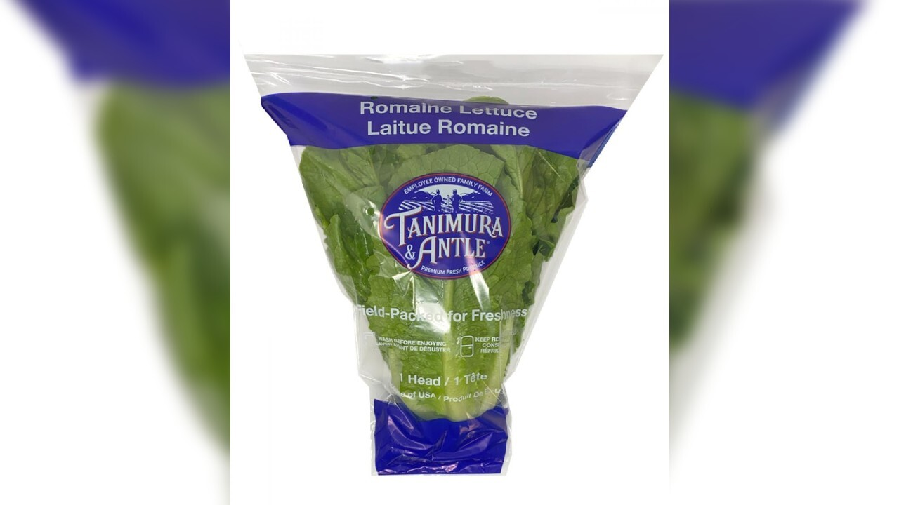 Romaine lettuce sold at Walmart stores across US recalled due to E. coli concerns