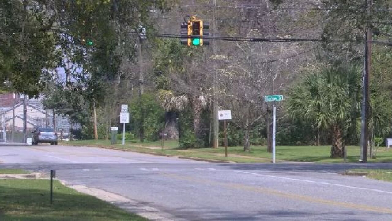 Thomasville 8-year-old fires gun while walking home from school