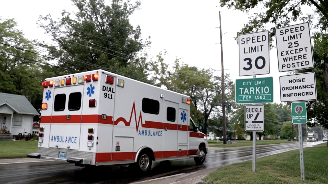 ambulance chip shortage