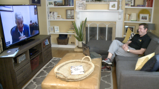 Coach Couch Conversation, Frank Beamer