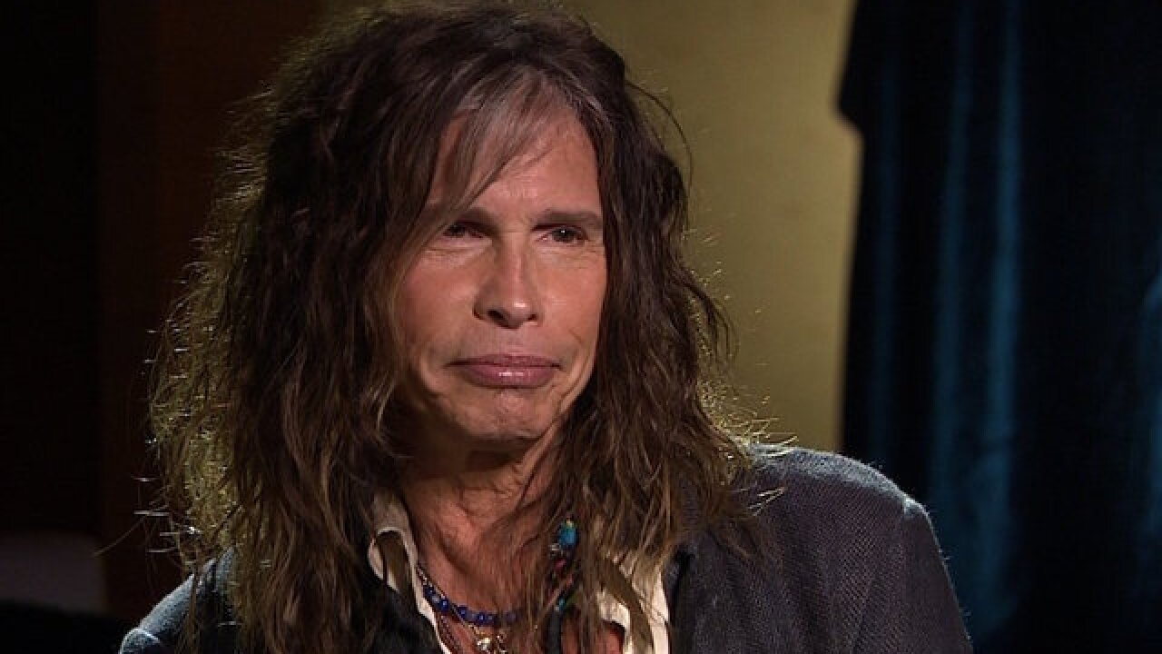 Steven Tyler suffers 'unexpected medical issues,' Aerosmith cancels tour dates