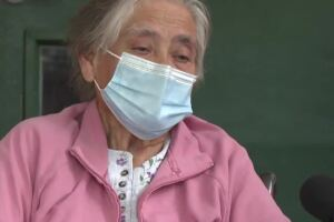 80-year-old Florence woman returns home after battling COVID-19
