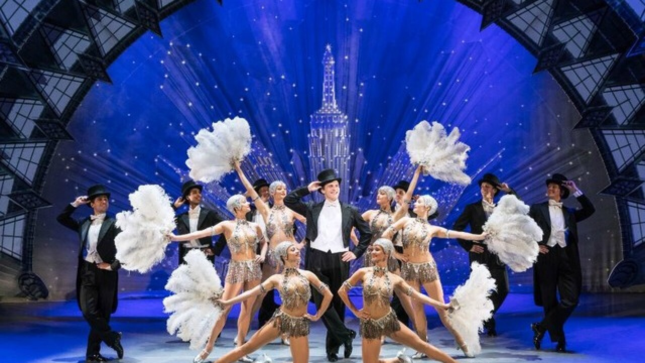 "CONTEST:  Two tickets to ""An American in Paris"""