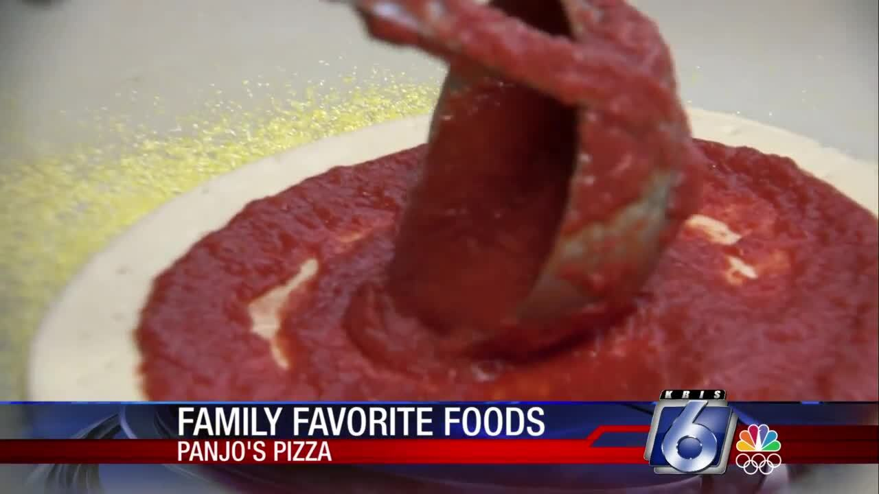 Panjo's Pizza has been a Coastal Bend favorite for years