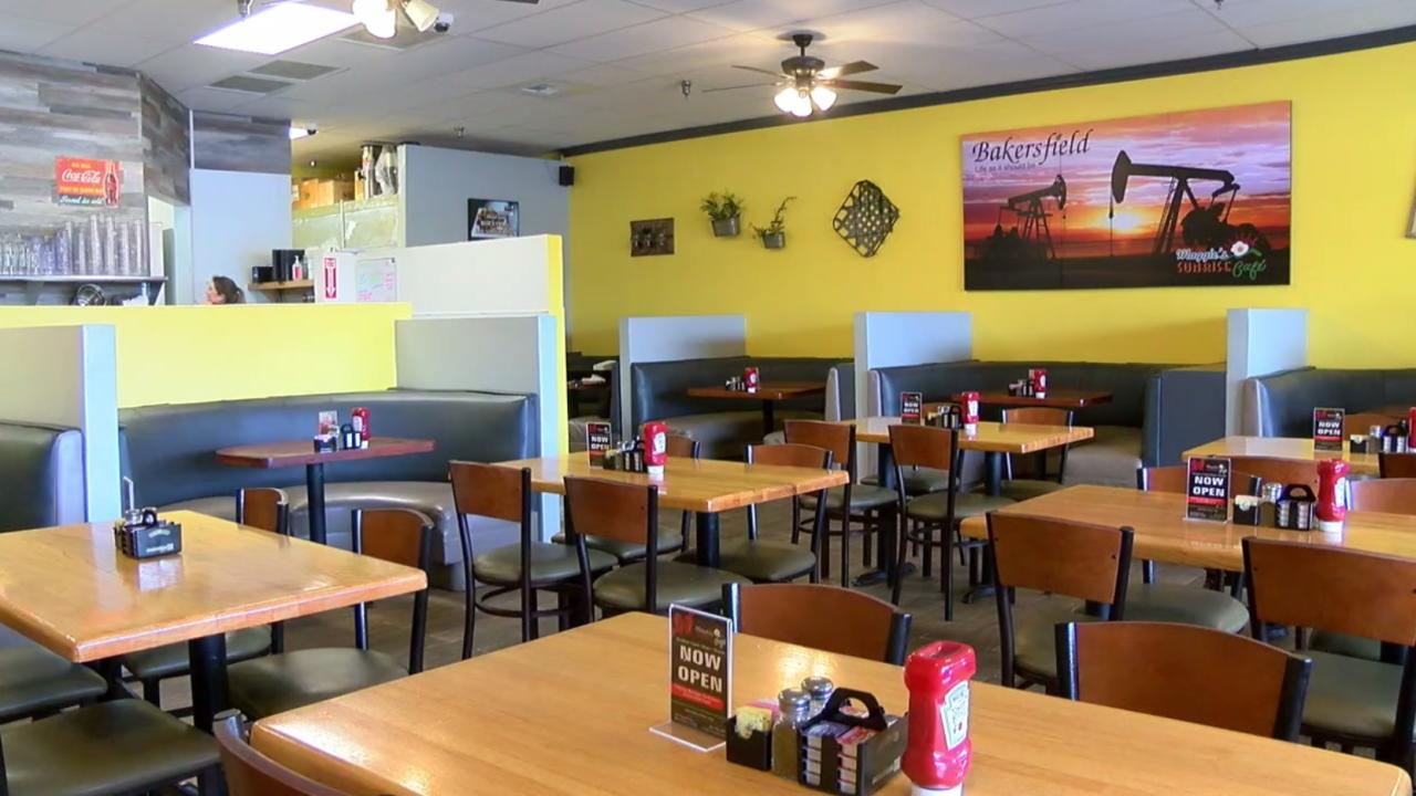 Maggie's Sunrise Cafe