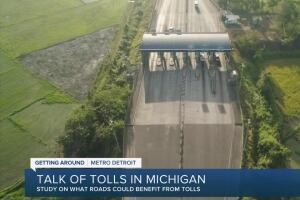 Toll roads in Michigan? New law to study whether tolls can help fix roads